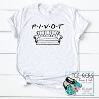 FRIENDS PIVOT *SUBLIMATION*