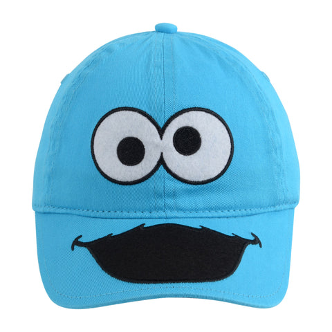 Sesame Place Cookie Monster Youth Hat