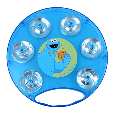 Cookie Monster Tambourine
