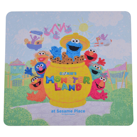Cookie Monster's Land Mouse Pad