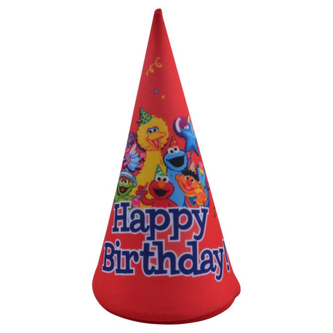 Sesame Place 35th Birthday Group Party Hat