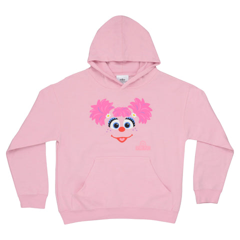 Sesame Place Abby Big Face Youth Fleece