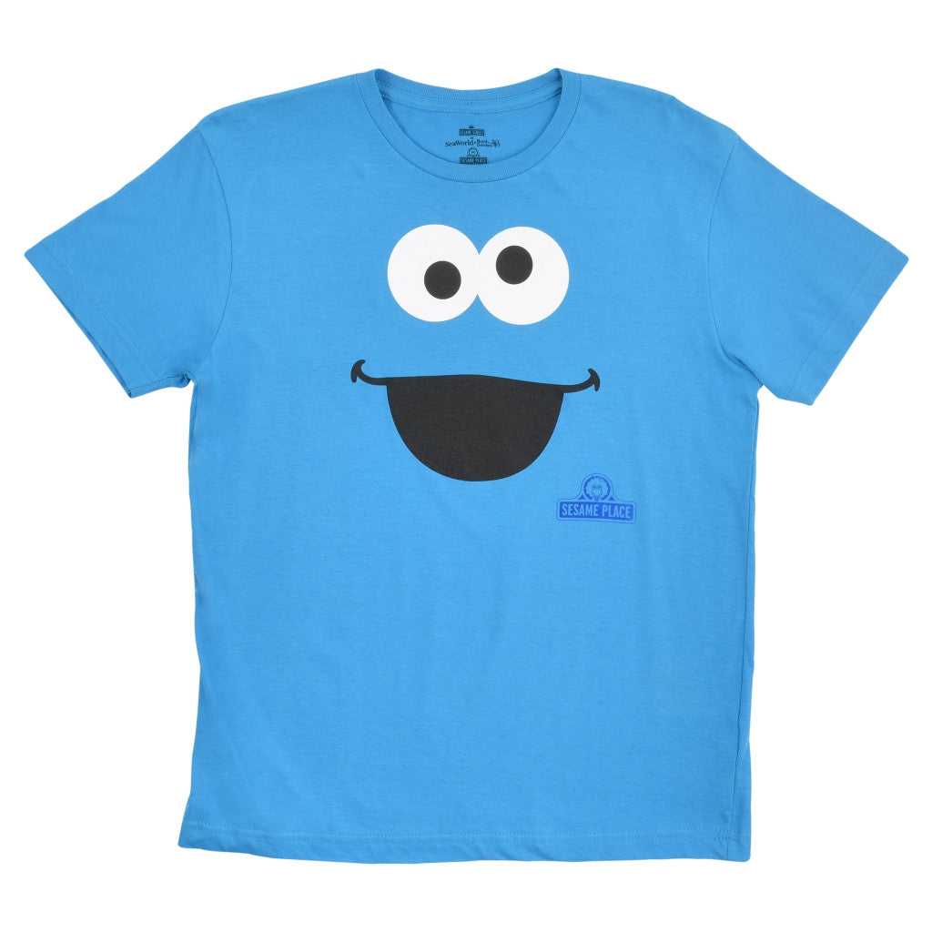 Cookie monster adult shirt — 5