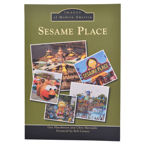 History of Sesame Place Book