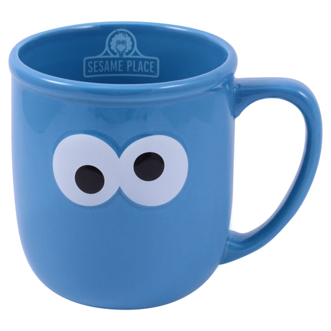 Cookie Monster Large Eye Mug