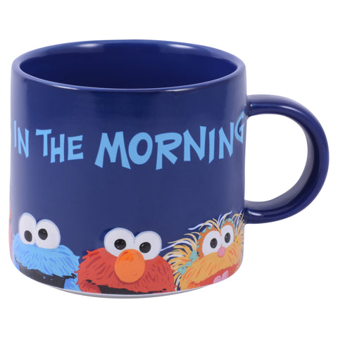 Monster in the Morning Mug