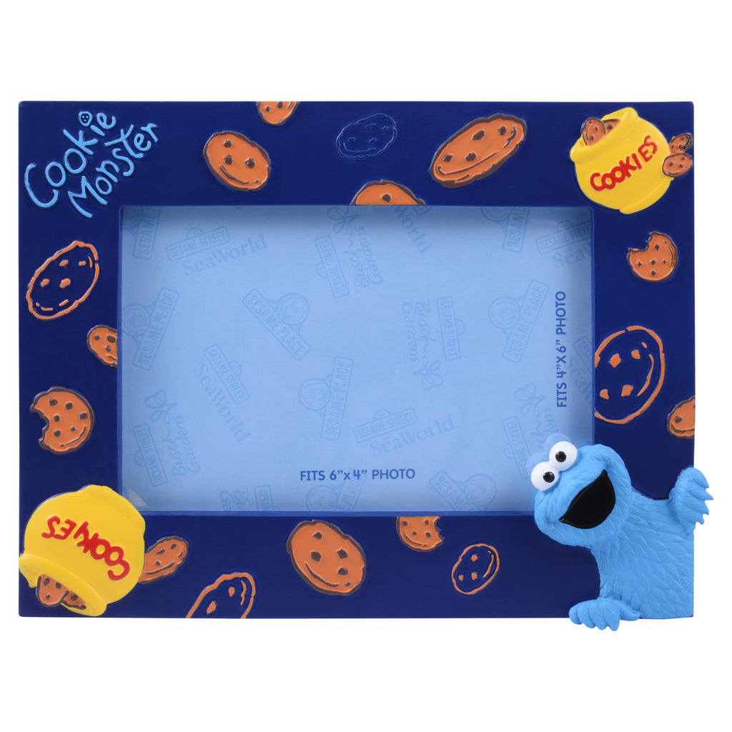 Frames tagged categoryfor the home sesame place shop cookie monster 4 x 6 photo frame jeuxipadfo Choice Image