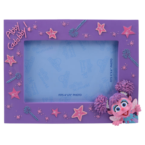 Abby Cadabby Icon 4 x 6 Photo Frame