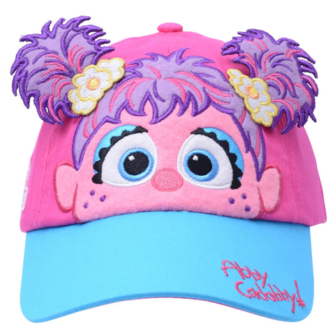 Abby Cadabby 3D Youth Base Ball Cap
