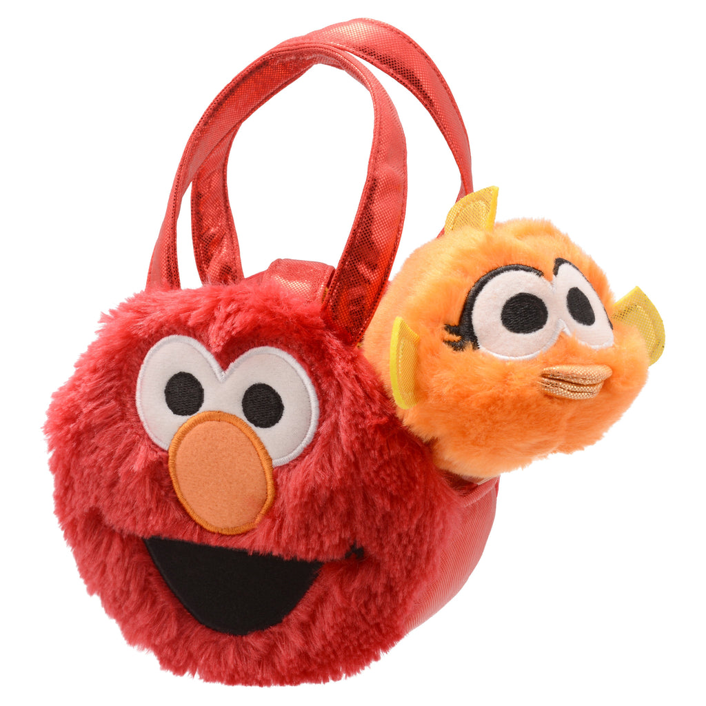 elmo dorothy purse carrier sesame place shop