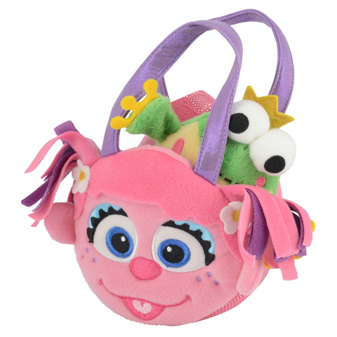 Abby Cadabby and Prince Purse Carrier