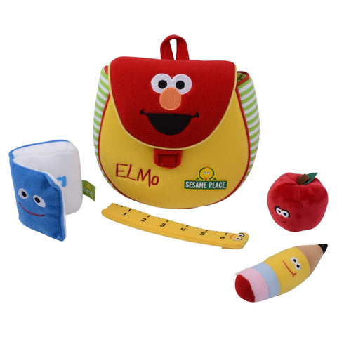 Elmo Five Piece Play Set