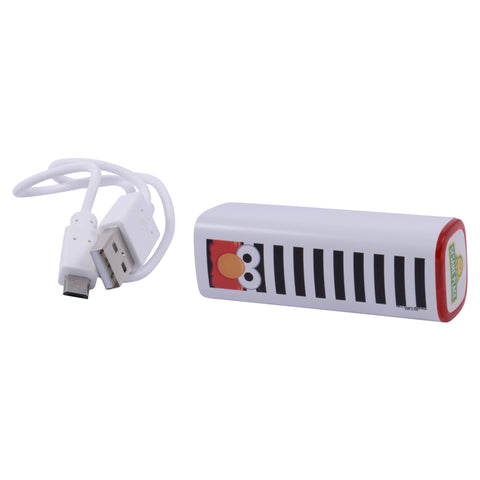 Elmo Stripe Mobile Charger