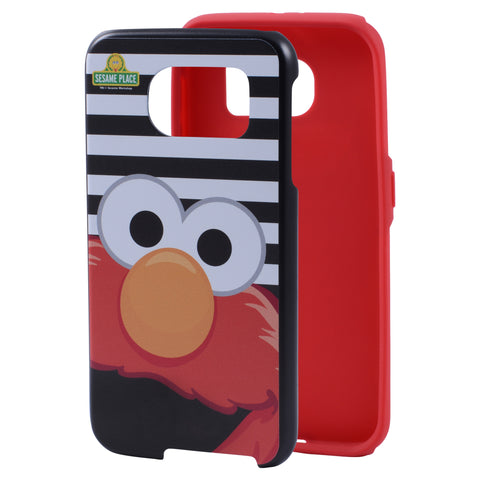 Elmo Stripe Galaxy 6 Case
