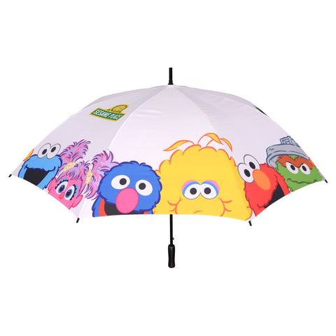 Sesame Place Peeking Adult Umbrella