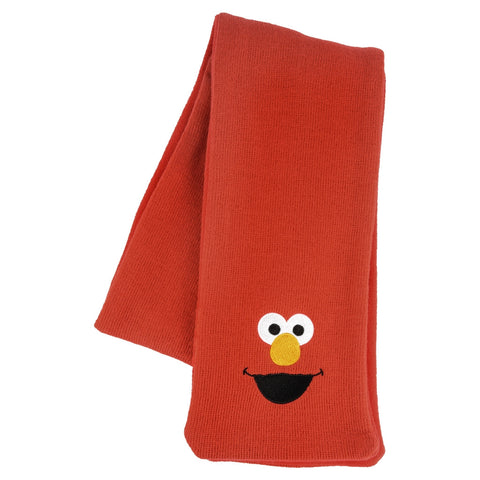 Elmo Adult Knit Scarf