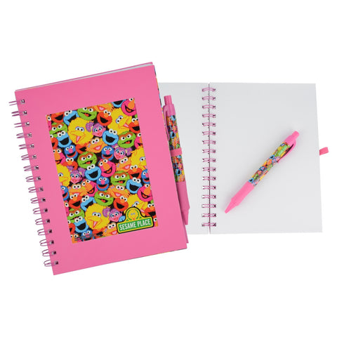 Sesame Place Character Stationary Set