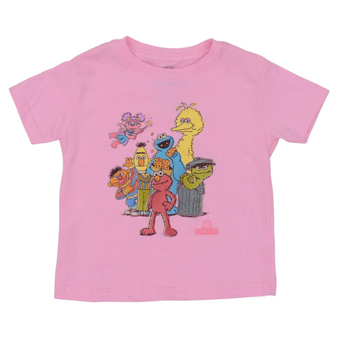 Group Vintage Pink Infant T-Shirt