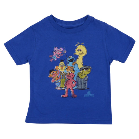 Group Vintage Royal Blue Infant T-Shirt
