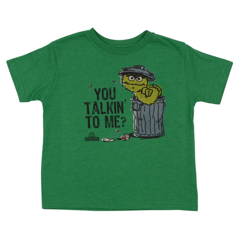 Oscar Vintage Talkin To Me Toddler T-Shirt
