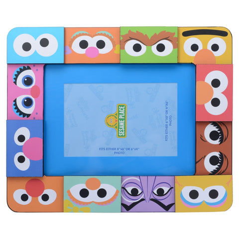 Large Eye 6 x 8 Picture Frame