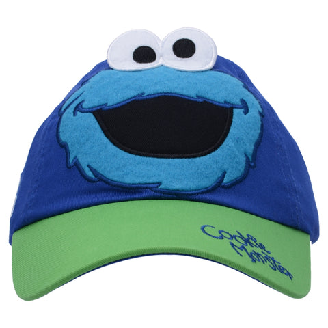 Cookie Monster 3D Youth Baseball Cap