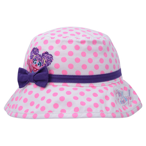 Abby Cadabby Polka Dot Toddler Bucket Hat