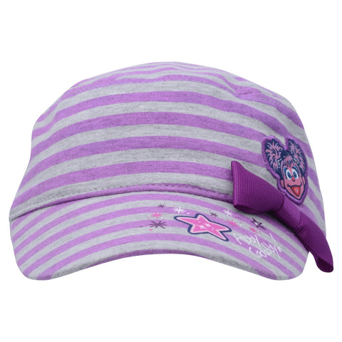 Abby Cadabby Stripe Military Youth Hat