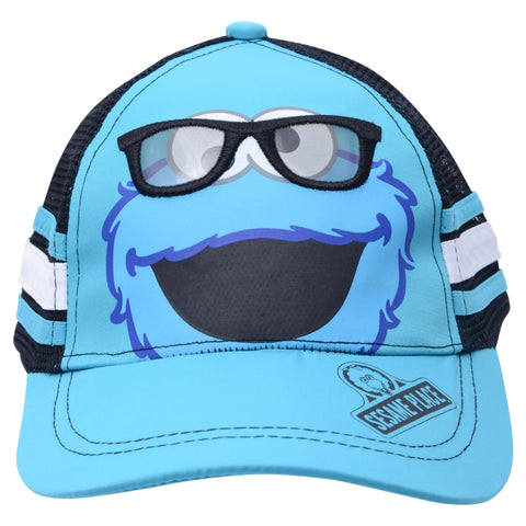 Cookie Monster Sunglasses Youth Baseball Cap