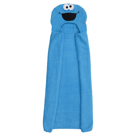 Cookie Monster 3D Hooded Towel