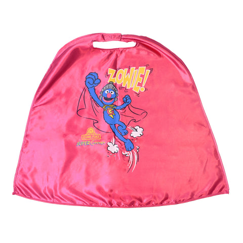 Super Grover Superhero Cape
