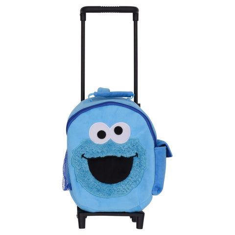 Cookie Monster Plush Backpack / Luggage
