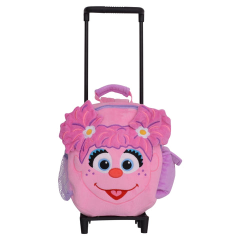 Abby Cadabby Plush Backpack / Luggage