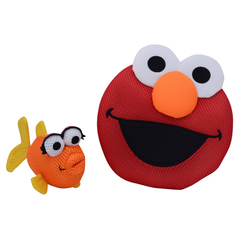 Elmo and Dorthy Water Buddy Set