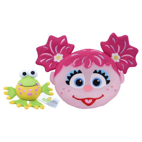 Abby Cadabby and Prince Water Buddy Set