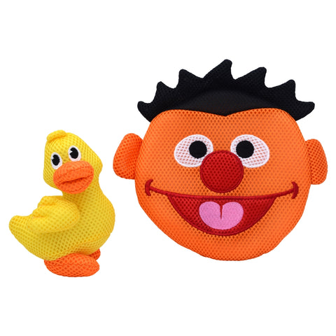 Ernie and Rubber Duckie Water Buddy Set