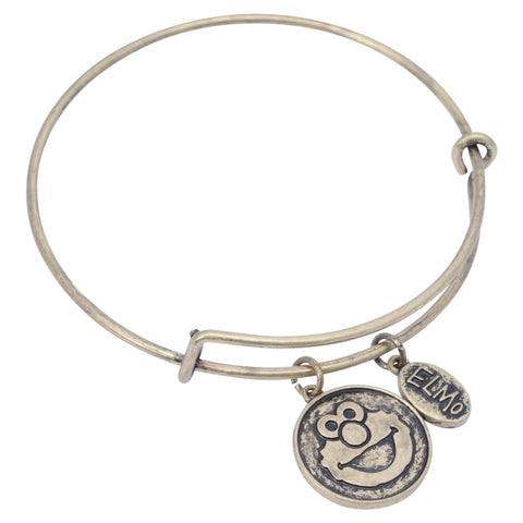 Elmo Bangle Bracelet Gold