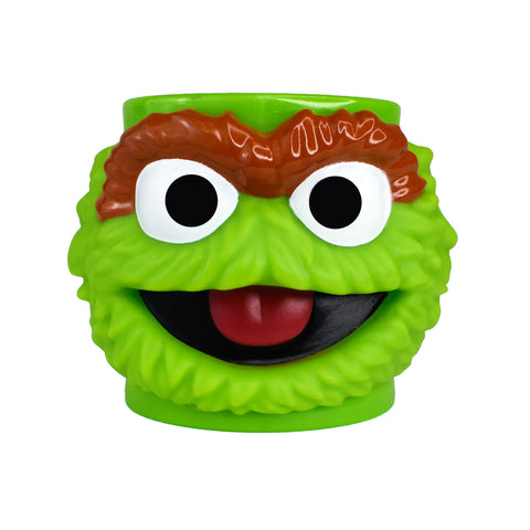 Oscar the Grouch Sculpted Mug
