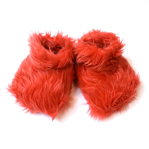 Elmo Youth Slippers