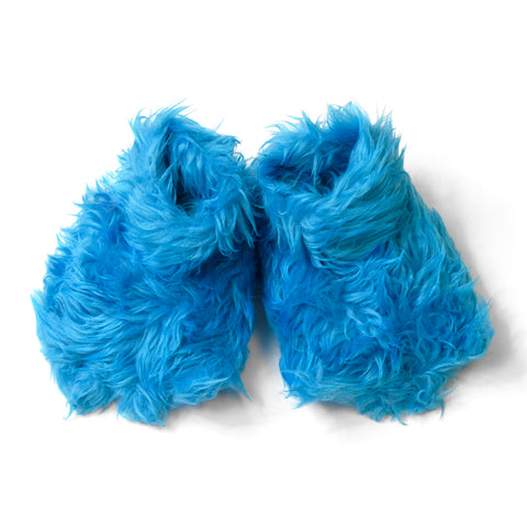 Cookie Monster Youth Slippers