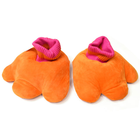 Big Bird Adult Slippers