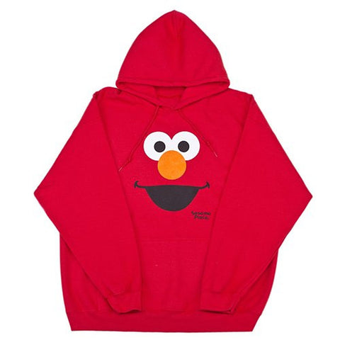 Sesame Place Elmo Adult Fleece