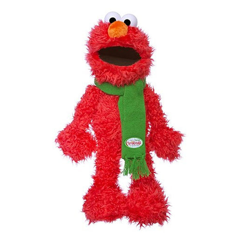 Sesame Place Elmo Medium Plush with Scarf