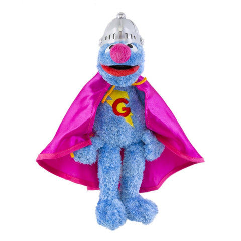"Super Grover 11.5"" Plush"