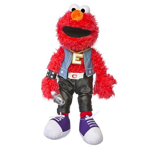 Elmo Rocks Plush