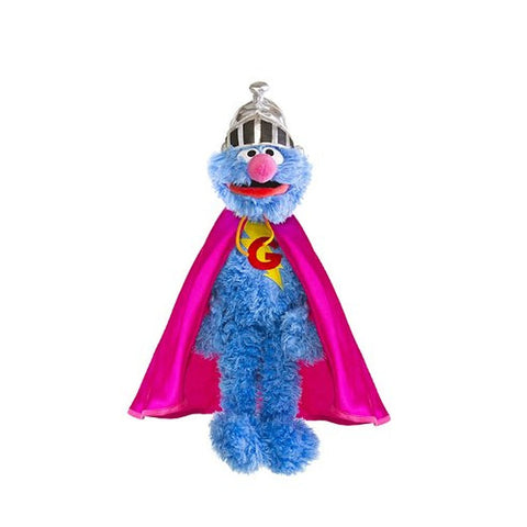 "Super Grover 17"" Plush"