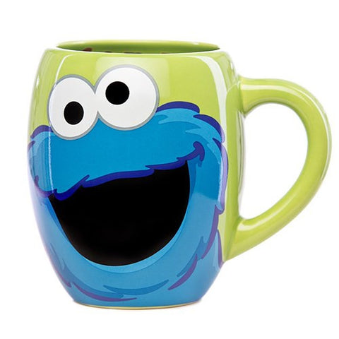 Cookie Monster Face Mug