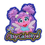 Sesame Place Abby Silicon Magnet