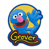 Sesame Place Grover Silicone Magnet
