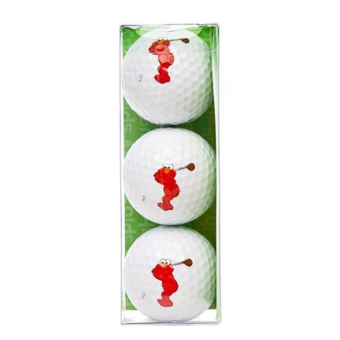 Elmo Golf Ball Set
